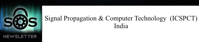 Signal Propagation and Computer Technology (2014), India