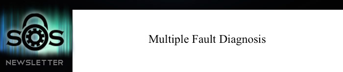 Multiple Fault Diagnosis