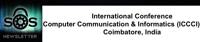Computer Communication and Informatics (ICCCI) -India