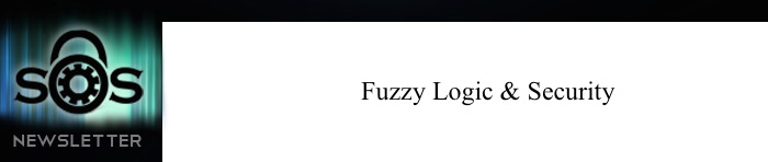 Fuzzy Logic and Security