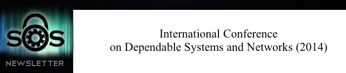 Dependable Systems and Networks (2014)
