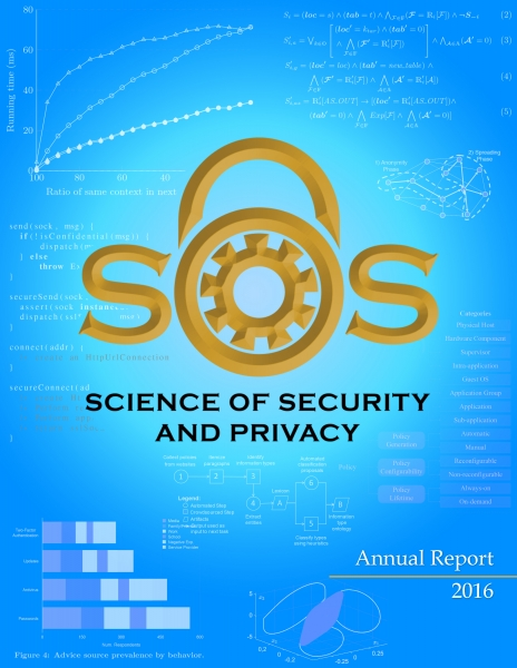 SoS Annual Report 2016 Front Cover