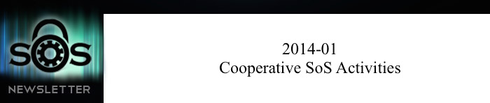 Cooperative SoS Activities