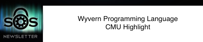 Wyvern Programming Language